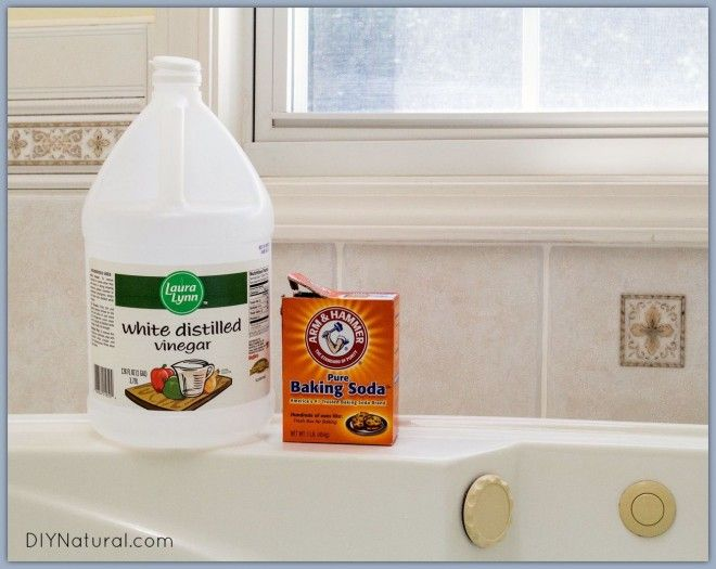 How To Clean A Jetted Tub Naturally Cleaning Tips Bathroom