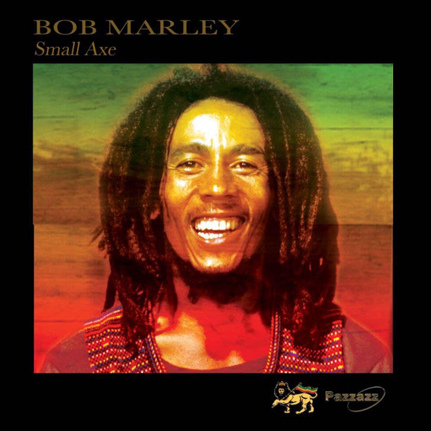 Bob Marley – Small Axe (single cover art)