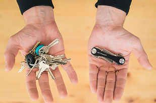 3. KeySmart Compact Key Organizer   31 Insanely Clever Products To Organize Your Whole Life