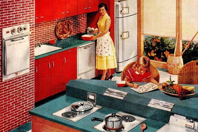 5 Consejos Para Ordenar La Cocina Cocinas Vintage Decoracion