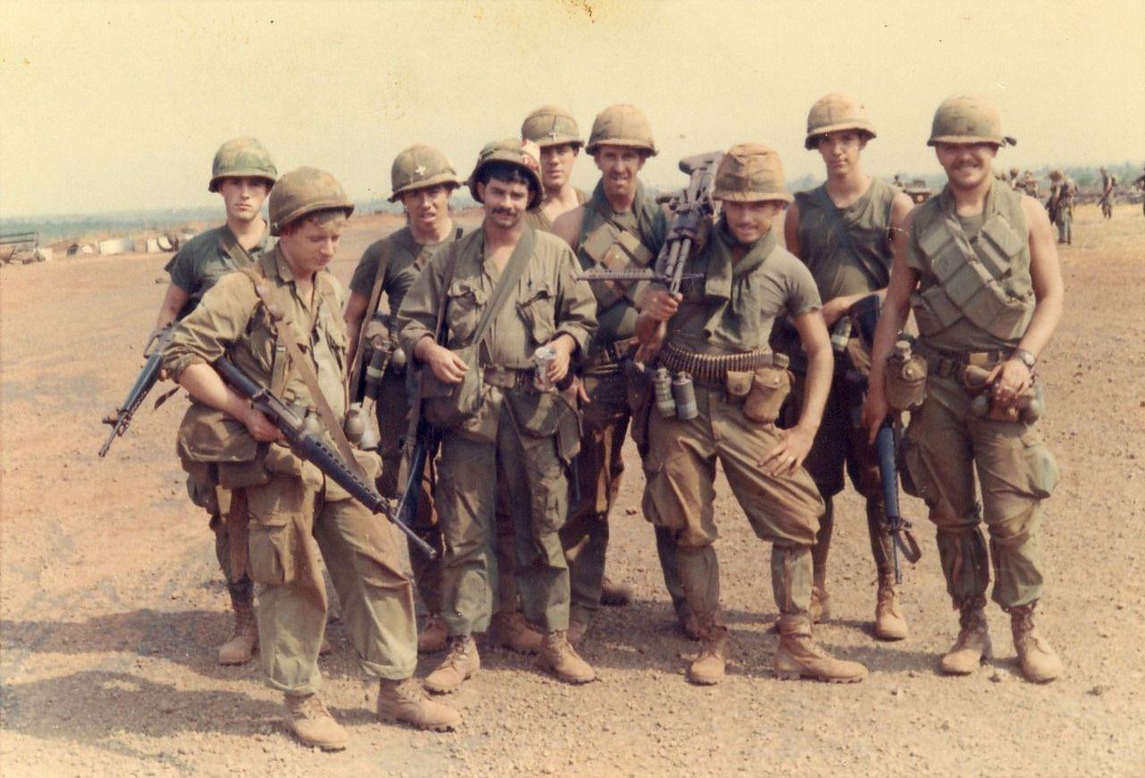 Lz Compton An Loc Vietnam With Images Vietnam War Vietnam