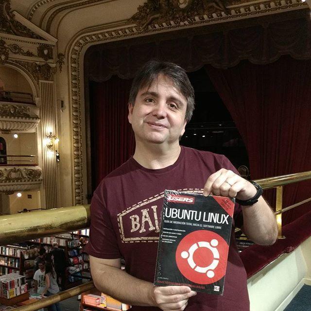 Encontré mi libro de #ubuntu y se viene muy pronto el de seguridad