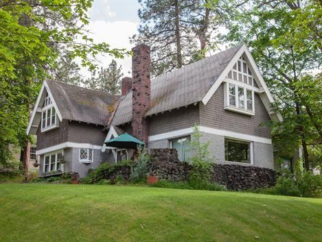 1907 Tudor Style South Hill Home