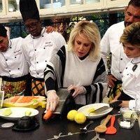 Ana Maria ensina receita de Espaguete de Legumes com Molho de Limão em workshop exclusivo