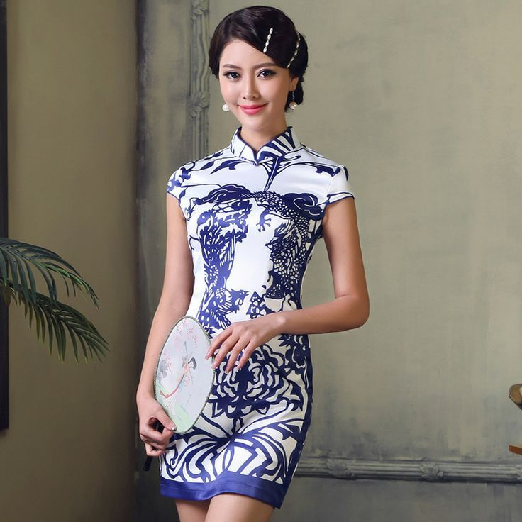 Asian-inspired Dresses