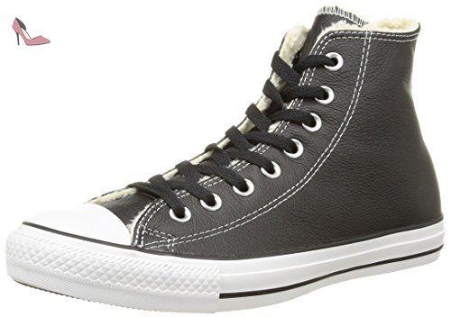 Converse Ct Shear Lea Hi, Sneakers Hautes homme, Noir (Noir ...