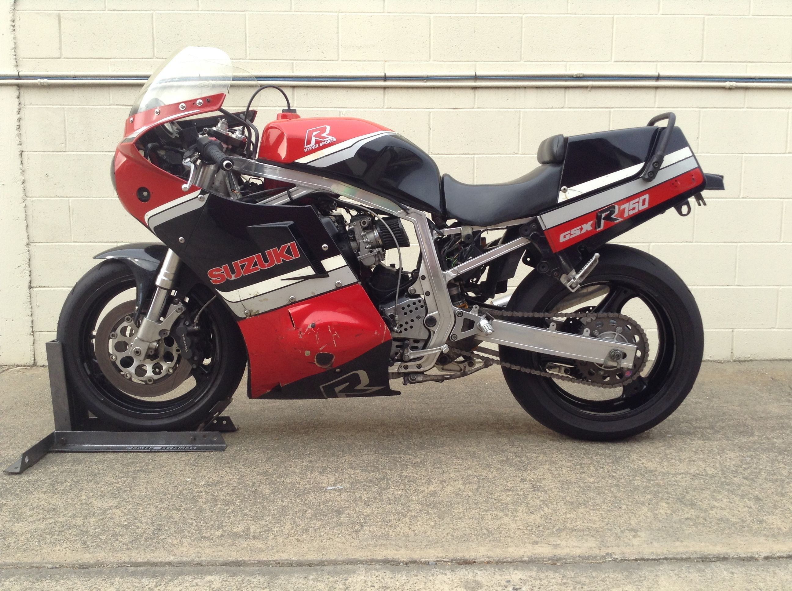 1986 Suzuki GSXR 750 New special pricing for many sizes of our units. Look  no further Armored Mini Storage! It's the place when you're out of space!