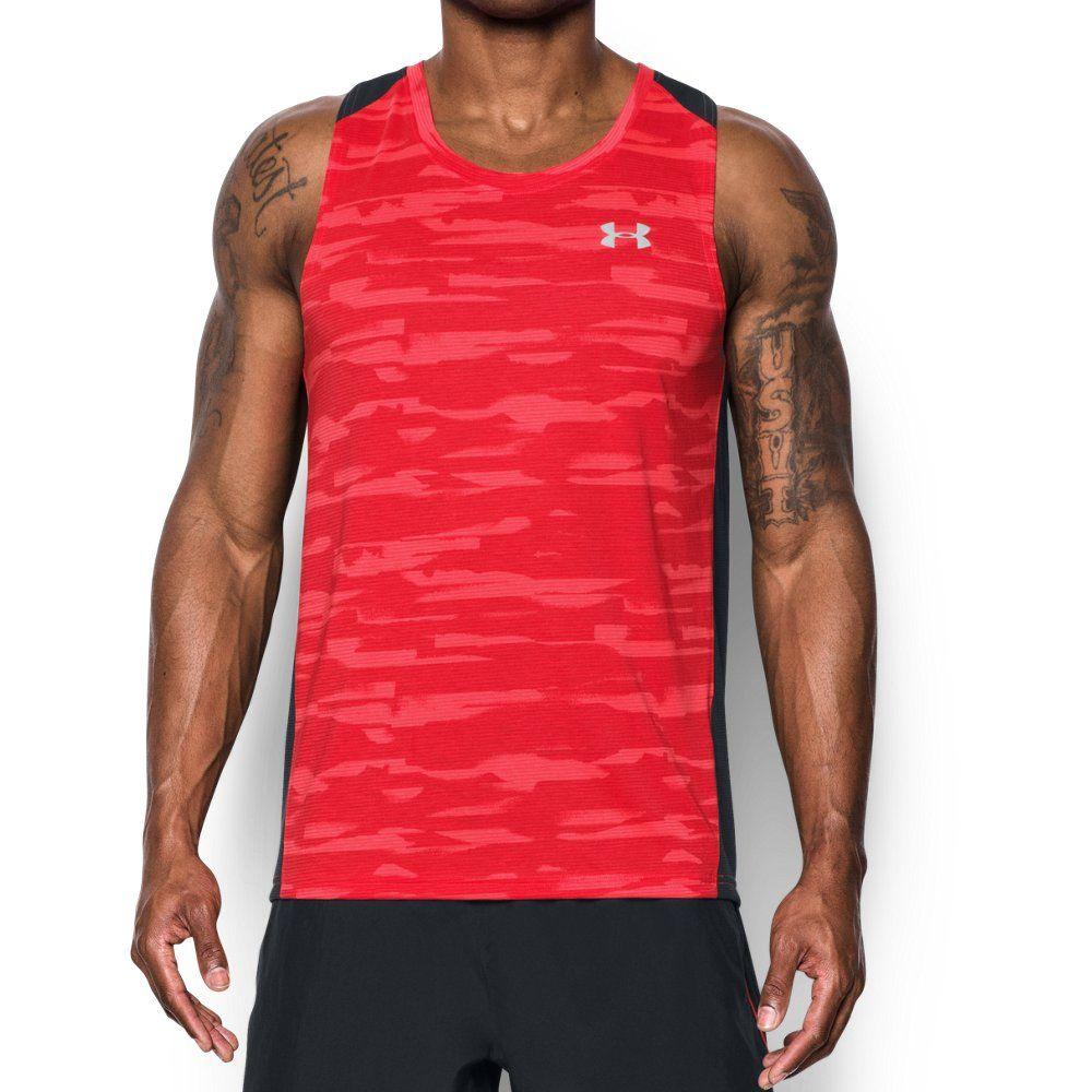 8bb63c7eb4 Men's UA Threadborne™ Run Mesh Singlet | Under Armour US | Products ...
