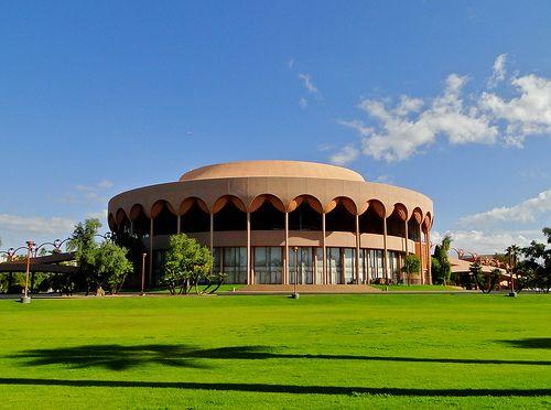 Grady Gammage Auditorium, Tempe Arizona