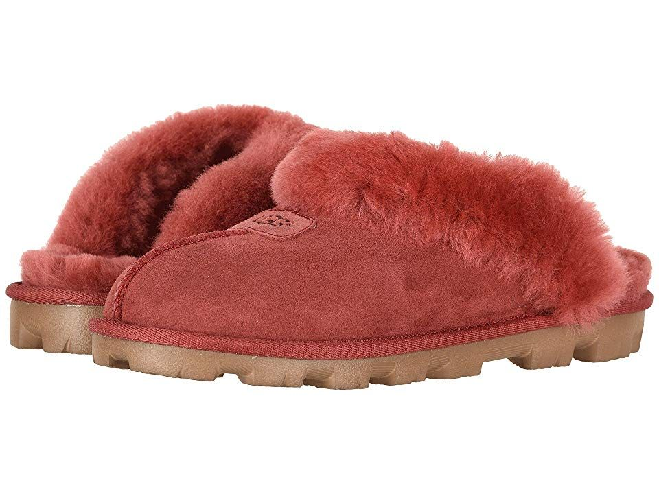 c3e9abc6bc4 UGG Coquette (Redwood) Women's Slippers. This shoe runs big and is ...