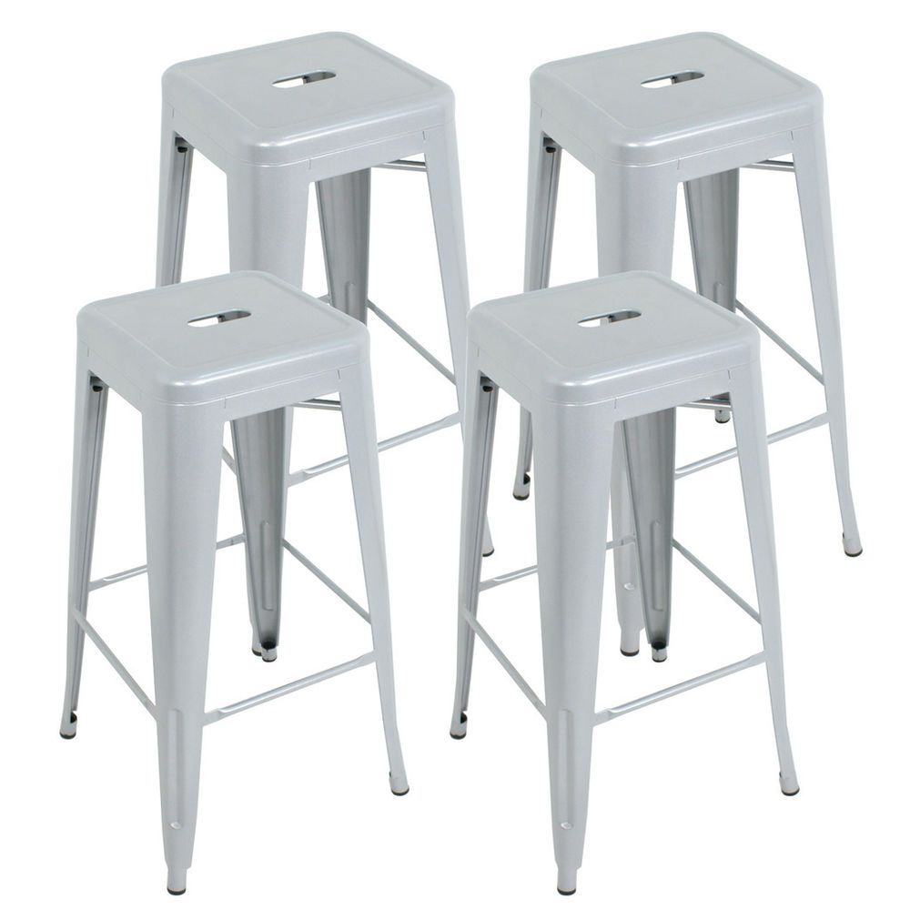 Stack 4 To 8 Stools This Stool Will Add A Modern Industrial