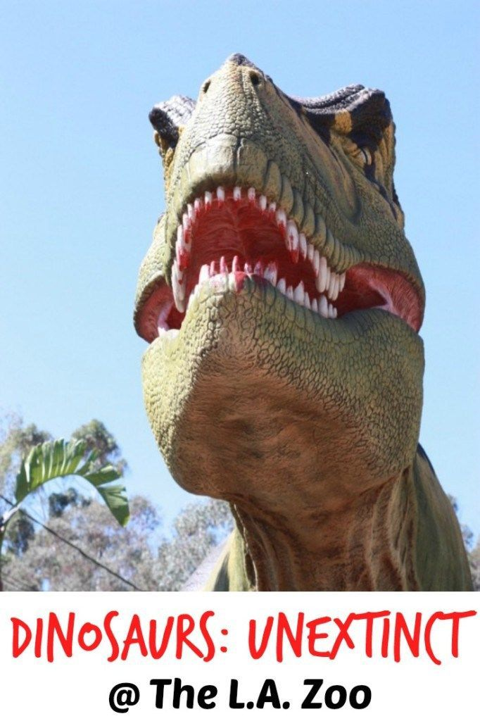 Dinosaurs Unextinct At The La Zoo Now Roaring Through October 2016 Socal Field Trips California Travel Family Adventure Travel Field Trip
