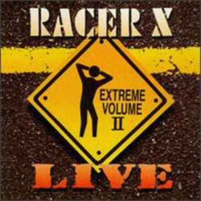 Racer X is one of the greatest bands to ever exist.  Very underrated but so amazing with the guitars of Paul Gilbert.