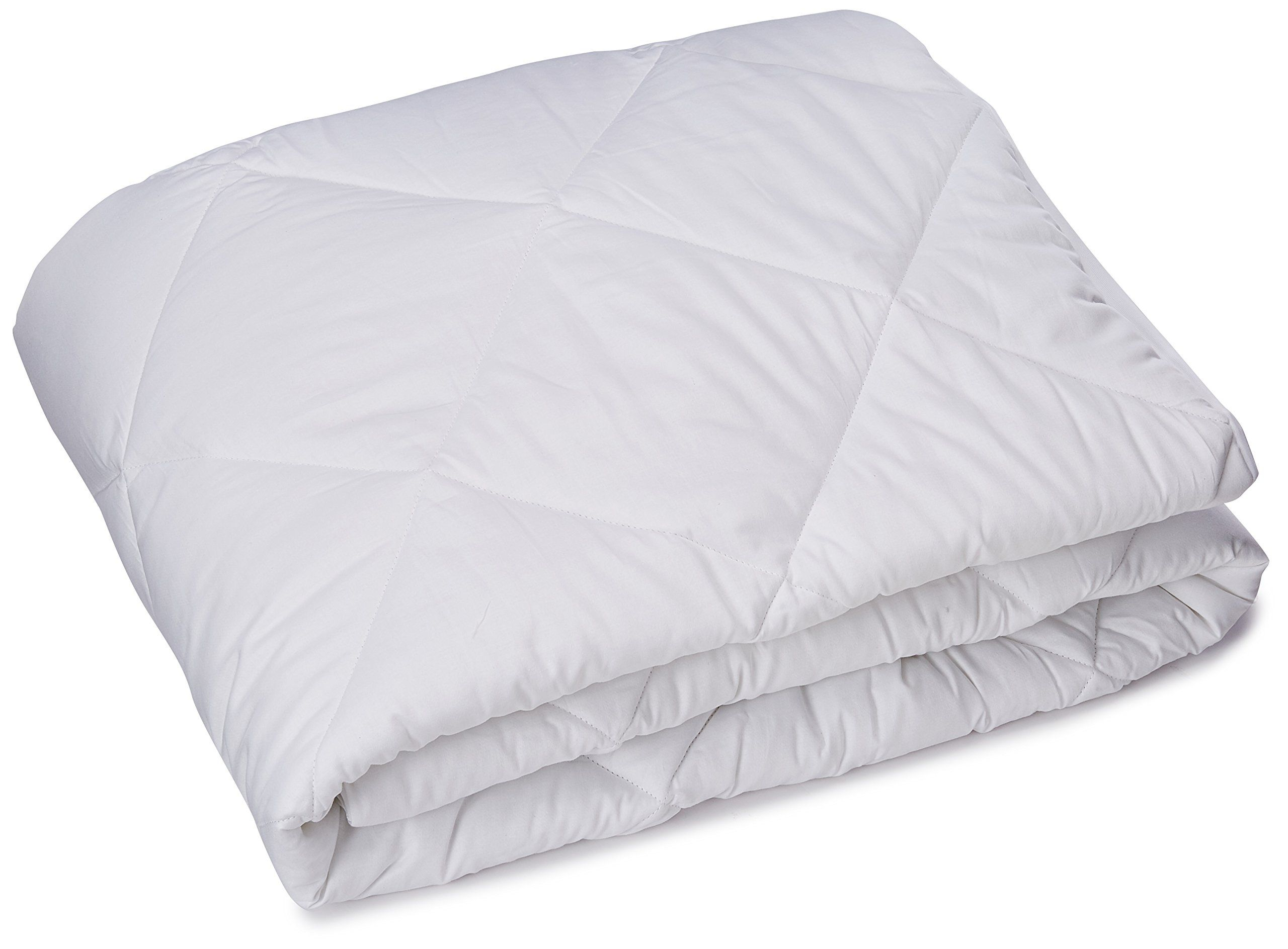 Madison Park Quiet Nights Waterproof Mattress Cover Cotton Bed Protector King White To View Further For This Item Visit Bed Bed Protector Mattress Covers