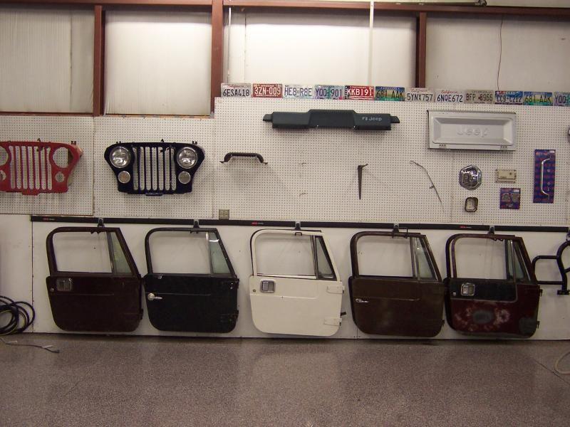 Rudy S Classic Jeeps Llc Jeep Cj7 Hard Doors Amp Jeep Cj 7