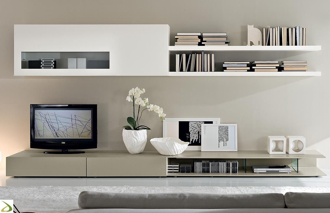 mobile soggiorno - Cerca con Google | TV wall units | Pinterest | Tv ...