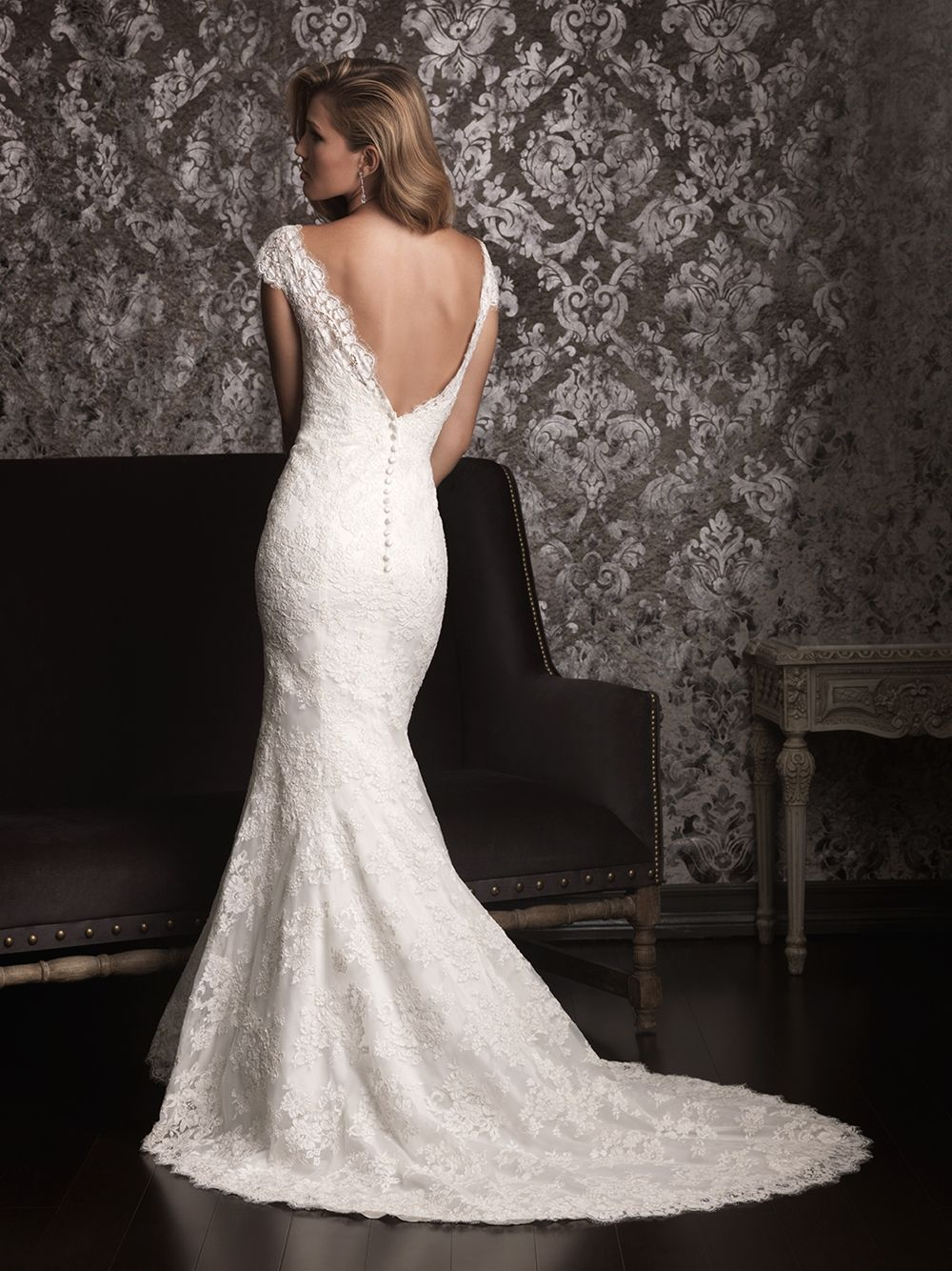 Allure Bridals : Allure Collection : Style 9000 : Available colours ...