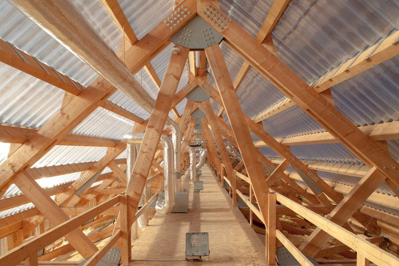 Prix national de la construction bois - Panorama - MAISON DU LAC D - prix d une construction de maison