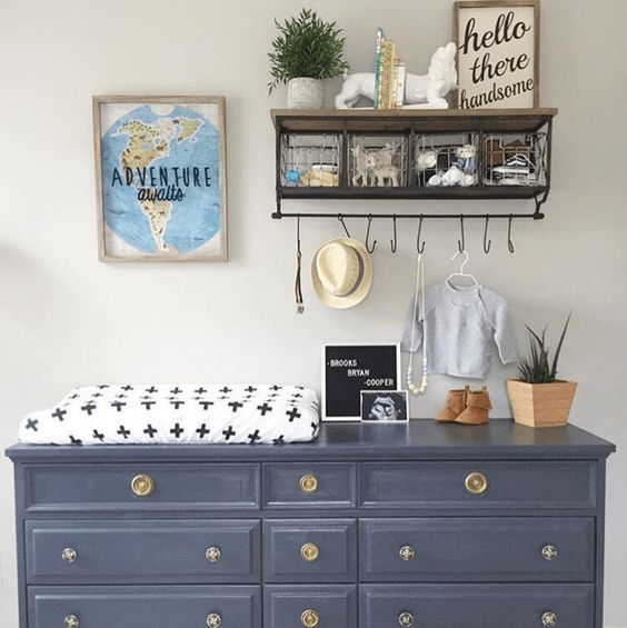 19 Nursery Decor Ideas That Will Make