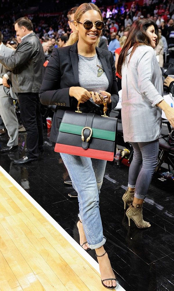 What to Wear to a Basketball Game, According to Beyoncé