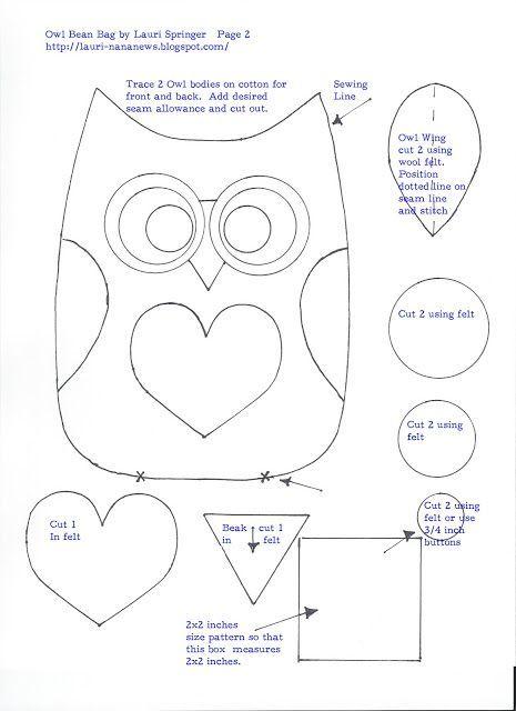 Free Pattern   Libros silenciosos   Pinterest   Owl quilt pattern ...
