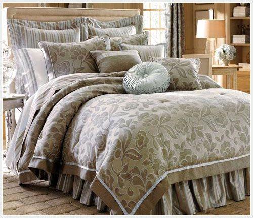 Captivating Bedding | Comfortable Bedroom Bedding Set Croscill Europa Comforter, Bed  Skirt .