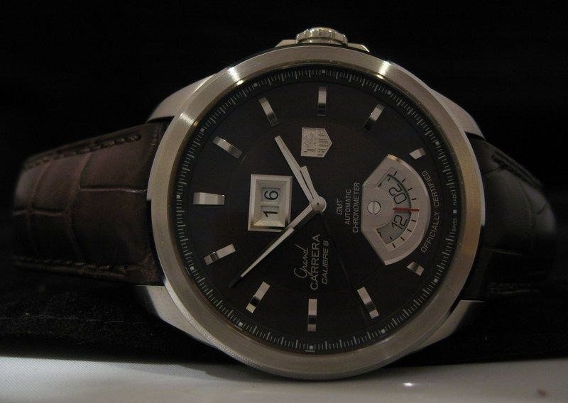 Detail 1 - Tag Heuer Grand Carrera Review http://bit.ly/1o8Zccy #tagheuer