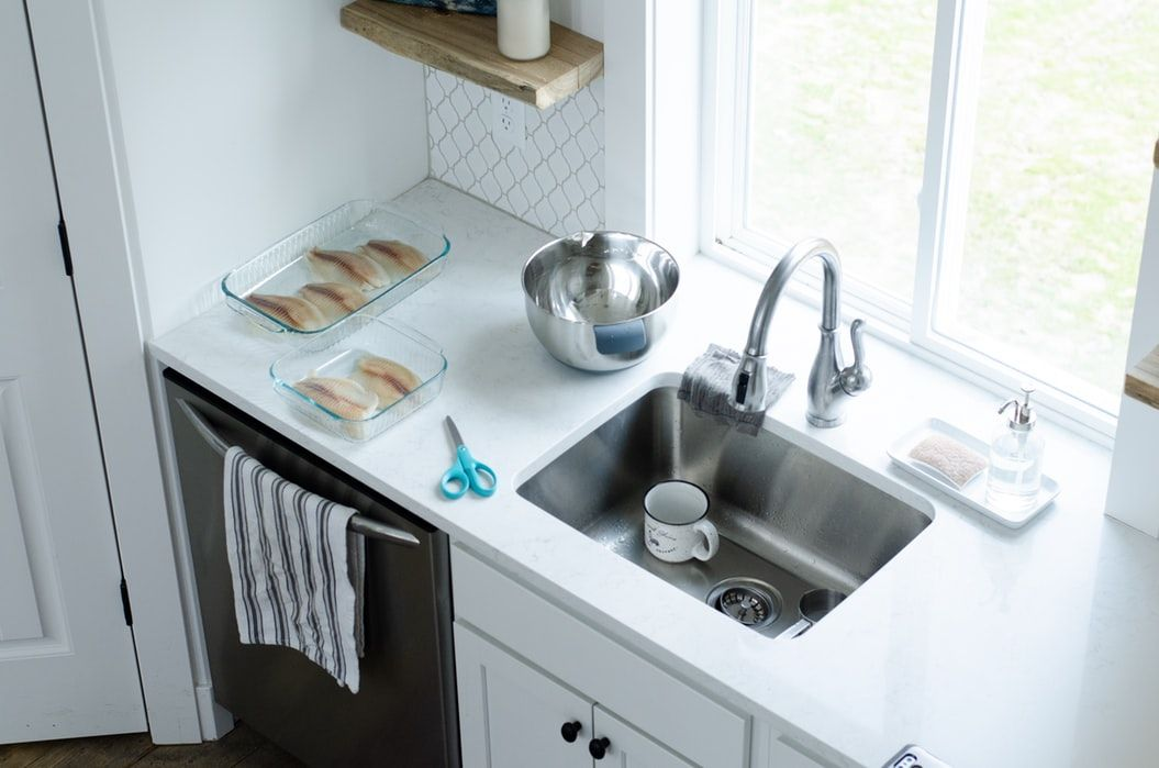 It S Always Important To Prevent Clogging Of Your Drain And Sewage Lines Because It Can Be Particula Best Kitchen Faucets Best Kitchen Sinks Kitchen Sink Smell