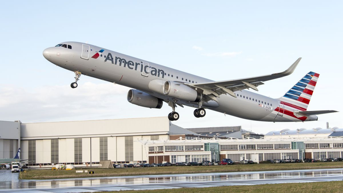 American Airlines Accidentally Used The Wrong Plane To Fly To