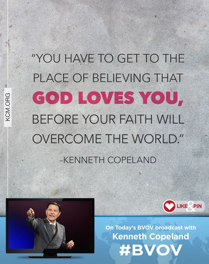 Httpwww Overlordsofchaos Comhtmlorigin Of The Word Jew Html: Watch Today On #BVOV As Kenneth Copeland Shares How Love