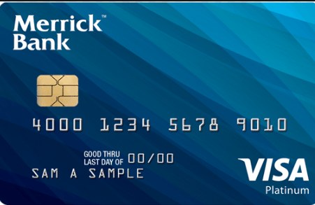 Merrick Bank Credit Card Merrick Bank Secured Visa Card Apply Cardnets Visa Credit Card Credit Card Application Bank Credit Cards