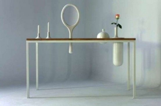 33 Cool Dressing Table Designs | DigsDigs
