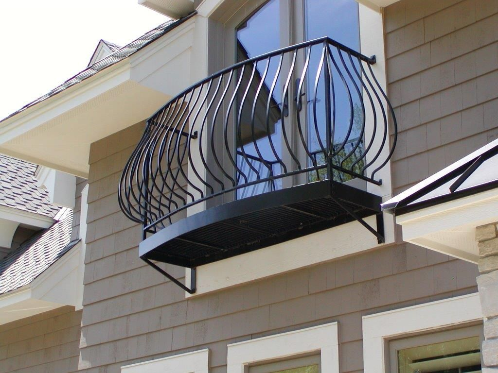 Inspirational Balcony Railing Images
