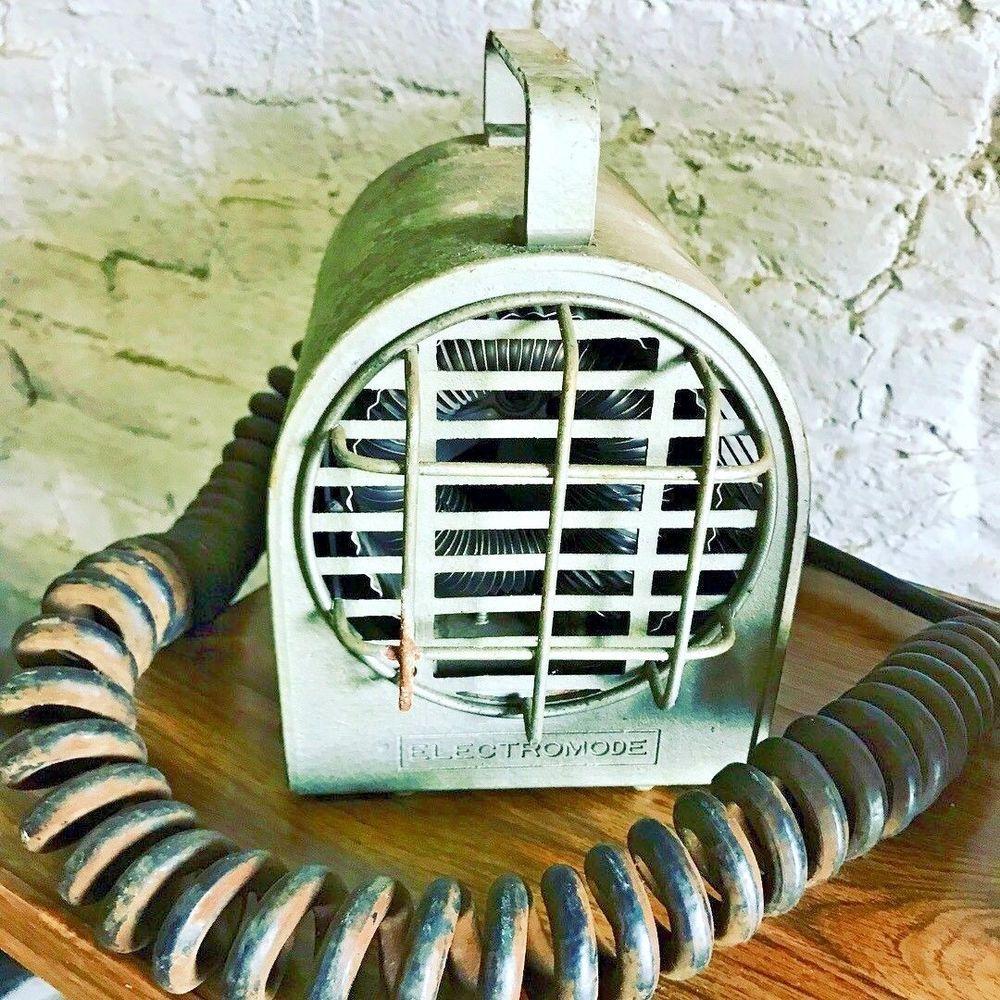Vintage Electromode DriveIn Movie Car Heater Model C5