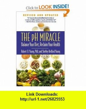 The Ph Miracle Ebook