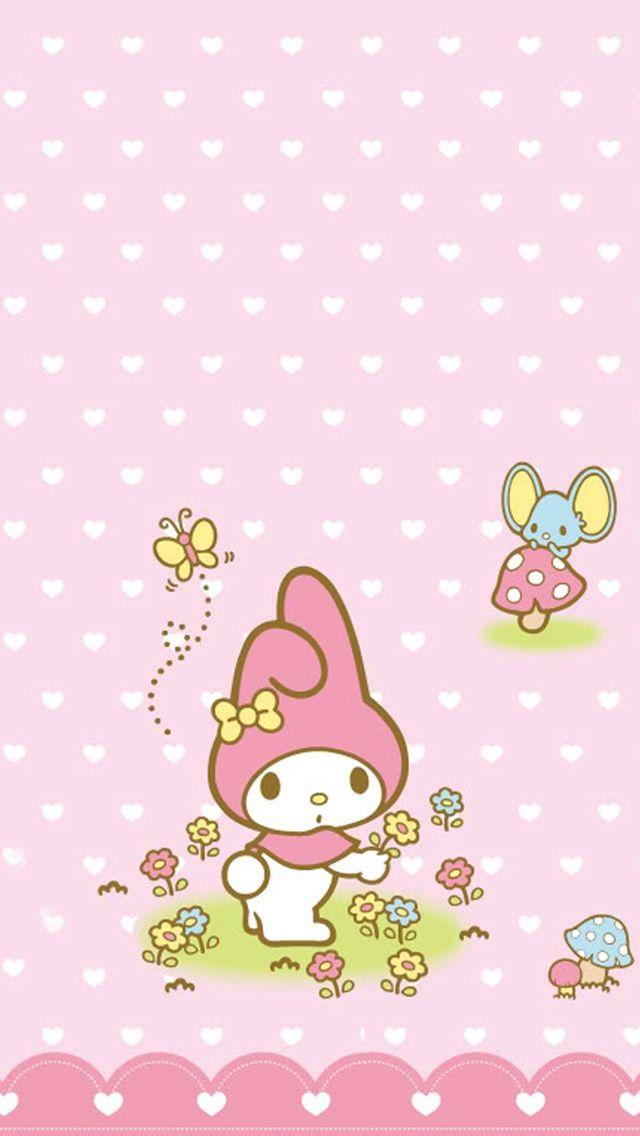 wallpaper iphone 5 pink kitty - photo #22