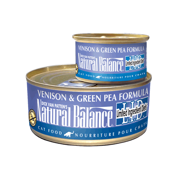 L.I.D. Limited Ingredient Diets Venison & Green Pea Canned