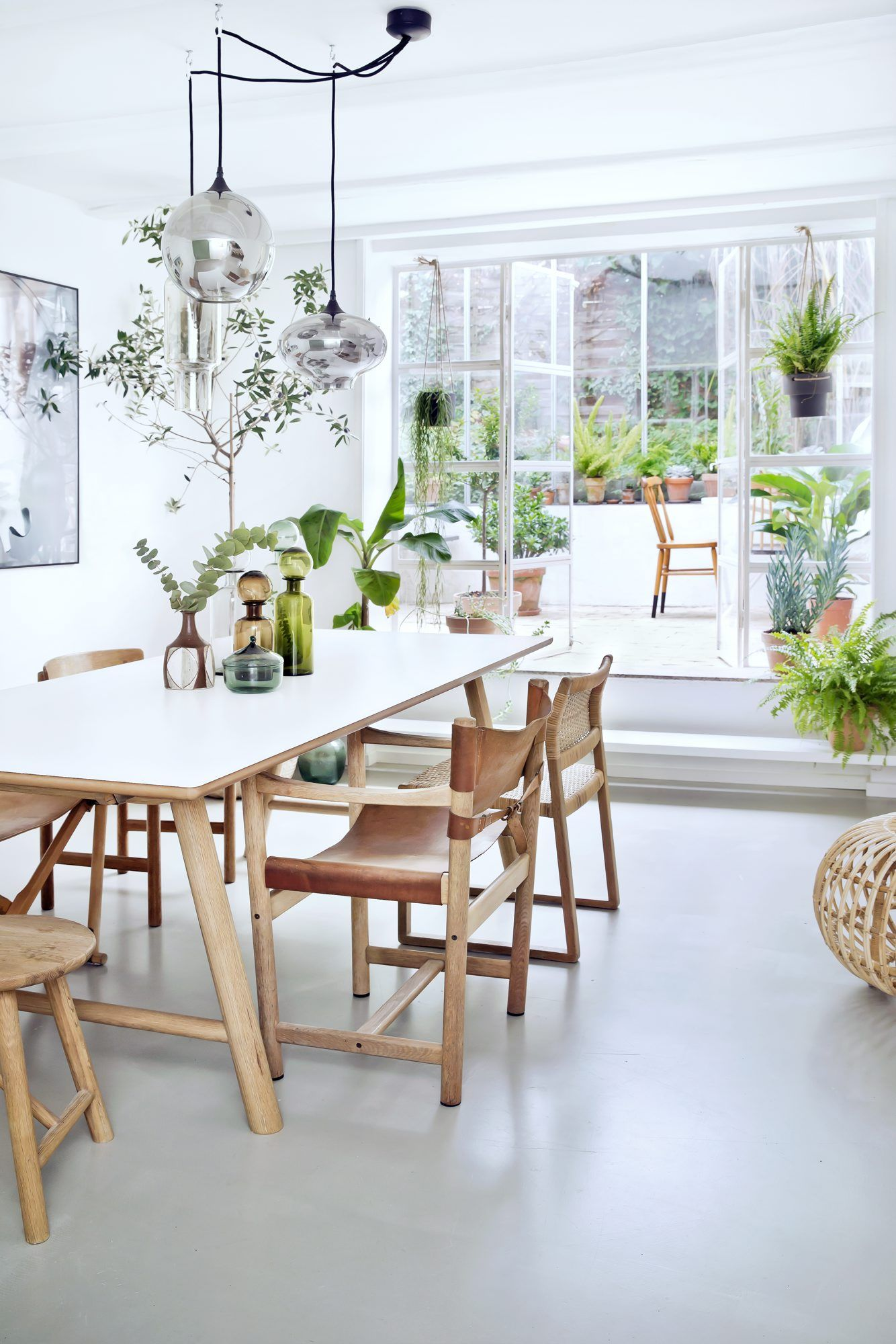What S Hot On Pinterest 5 Scandinavian Dining Rooms Dining Room