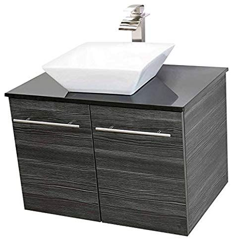 WindBay 24\   Floating Bathroom Vanity