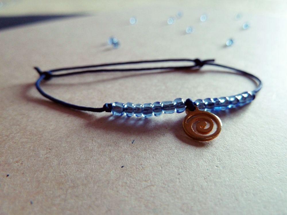Thin bracelet - Bracelet minimaliste.