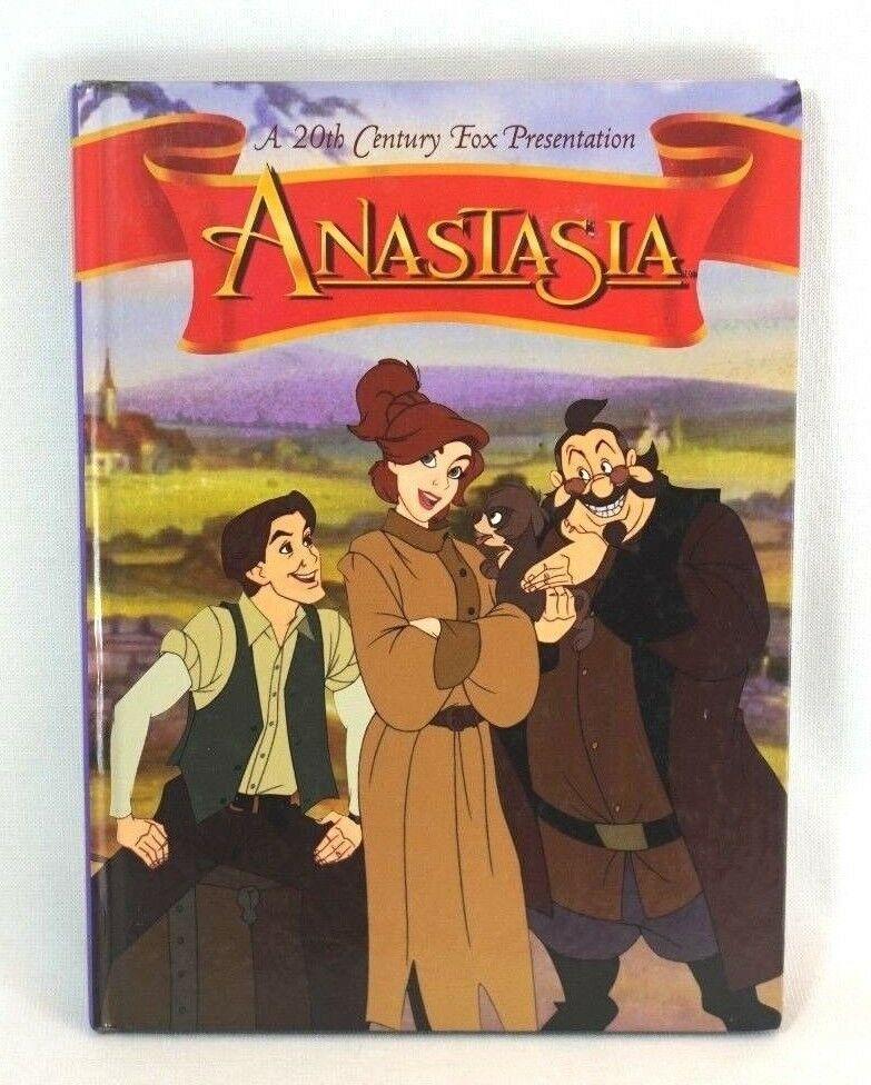 A 20th Century Fox Presentation Anastasia 0694010847