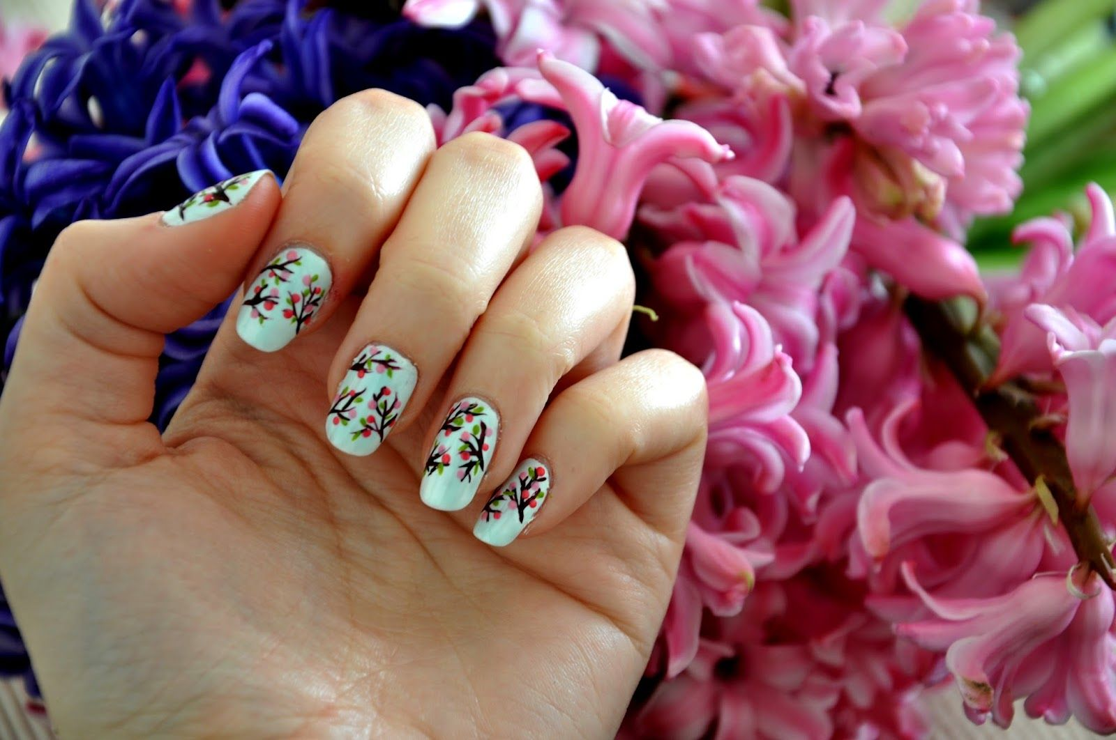 #spring#nails#blog#blogger