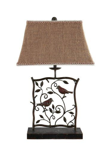 Buy A Farmhouse Chic 351060 Bird Silhouette Lamp Now And Save Of