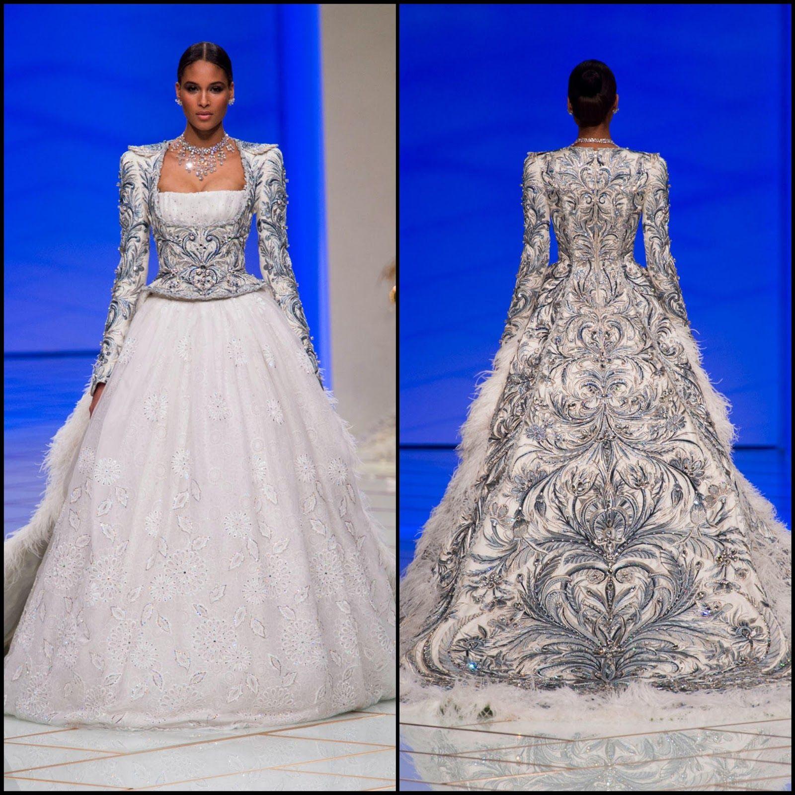 Nick verreos runway report paris haute couture for Haute couture style