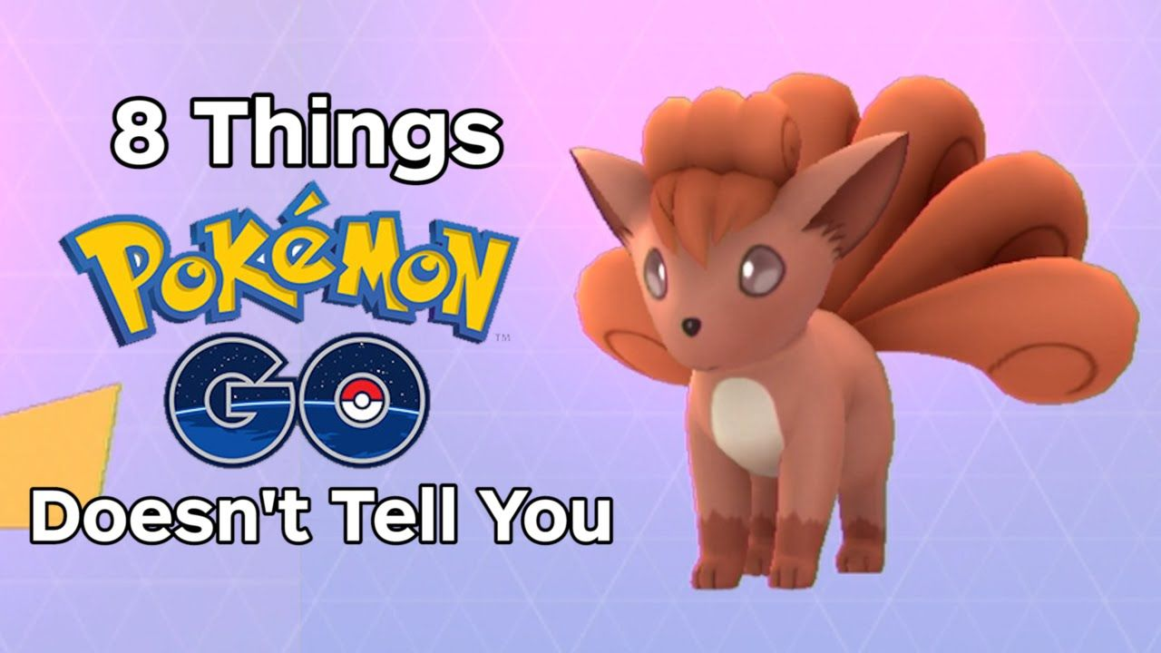 http://atvnetworks.com/index.html 8 Things Pokemon Go Doesn't Tell You