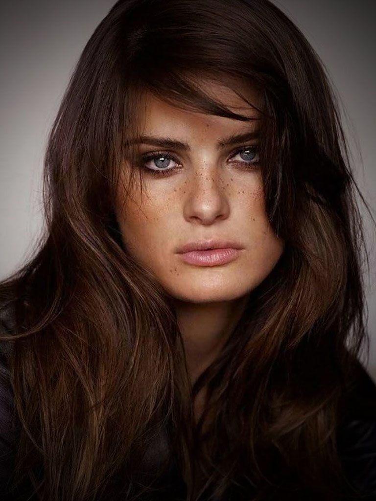 Dark Auburn Hair Color Blue Eyes Best Way To Color Your Hair At