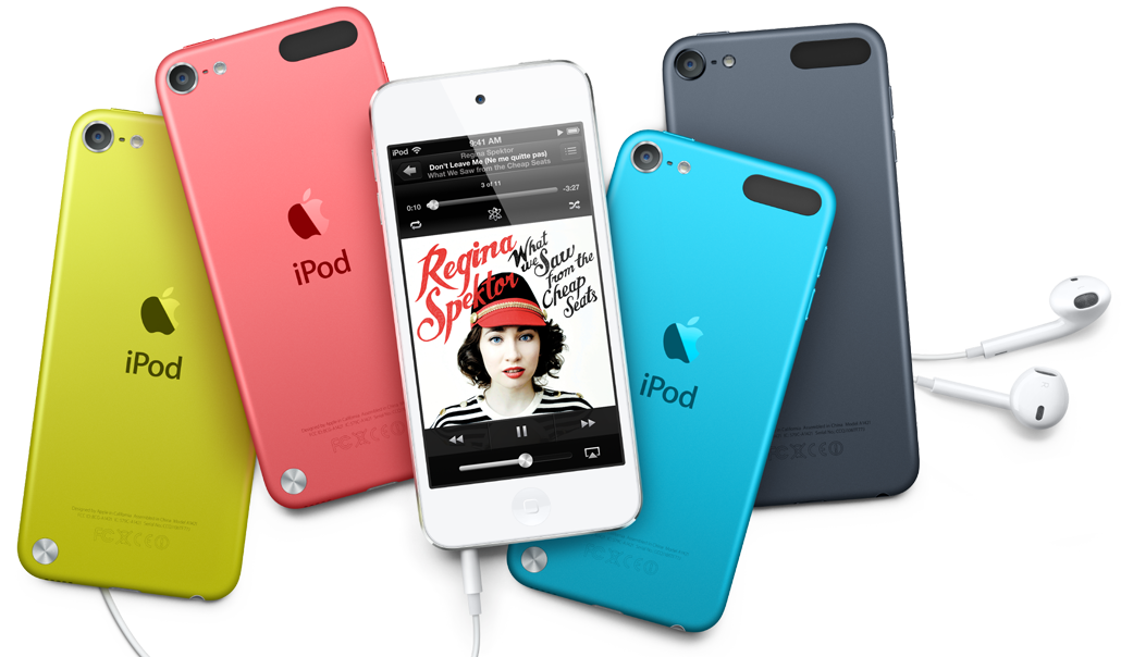 The new Apple iPod touch. Better camera with panorama feature,flash, better fitted and sounding headphones, better charger, better look, bigger screen, lighter, better everything. I want/will get!