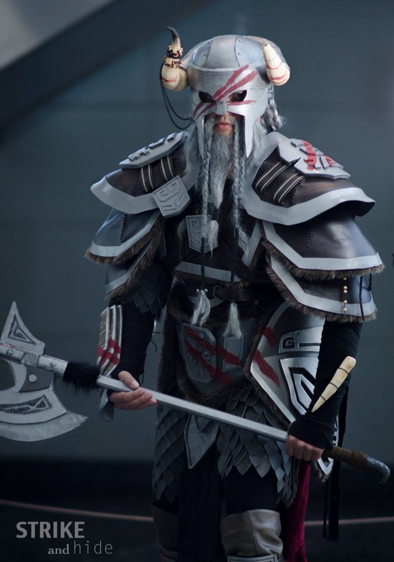 The Elder Scrolls Online Nord from the cinematic trailer! Epic!!!!