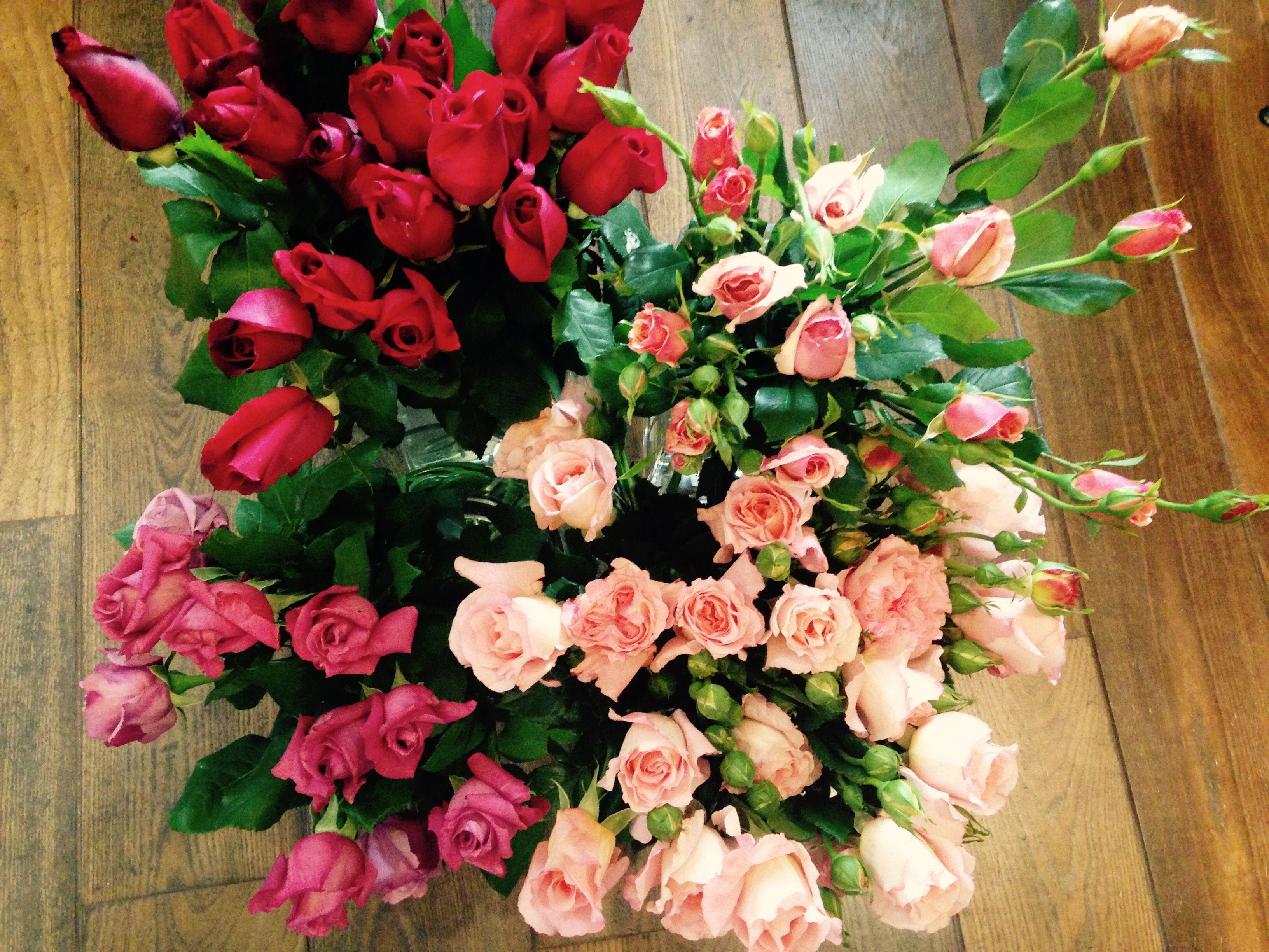 roses parfumées de notre producteur de seine et marne