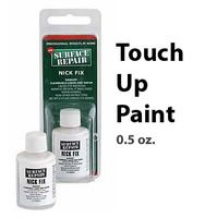 Nick Fix Touch Up Acrylic Gelcoat Porcelain Enamel Steel All